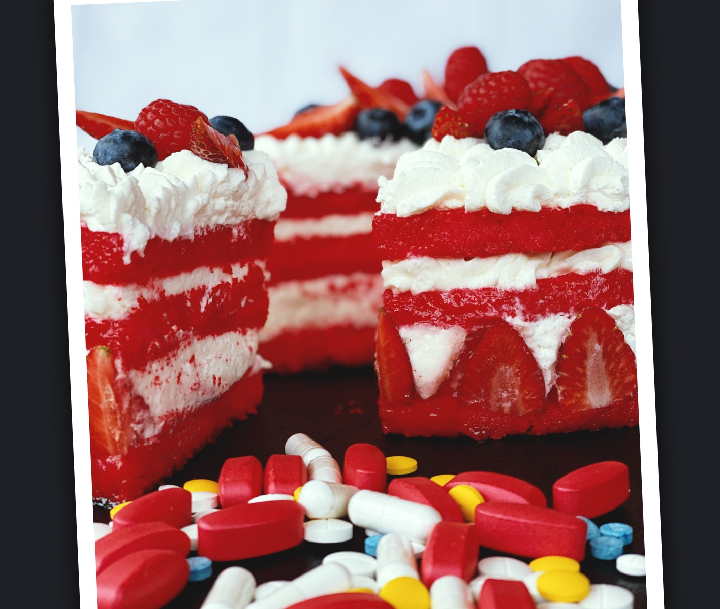 Die TorteRomana Ganzoni
