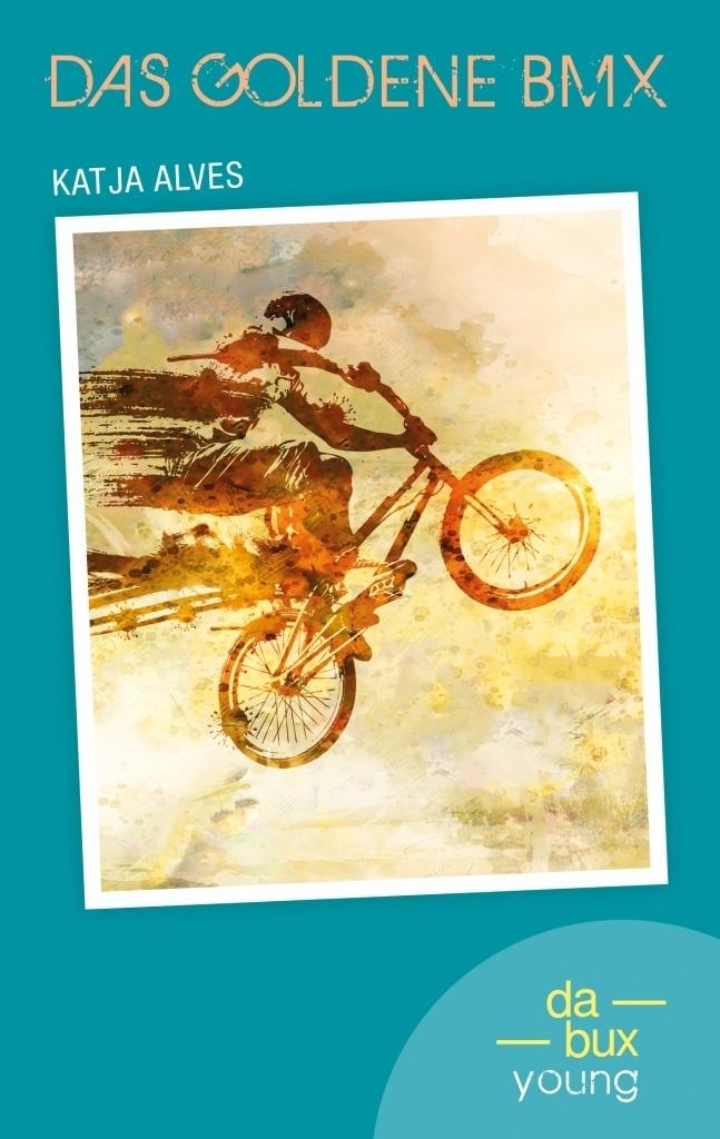 Das goldene BMX Cover